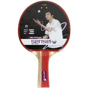Paleta de Ping Pong Sensei 2*
