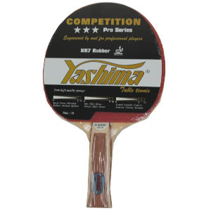 Paleta de Ping Pong Yashima 80310 goma XR7 Competencia