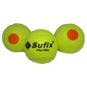 Pelotas de Tenis Sufix Punto Naranjo