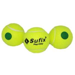 Pelota de Tenis Sufix Punto Verde