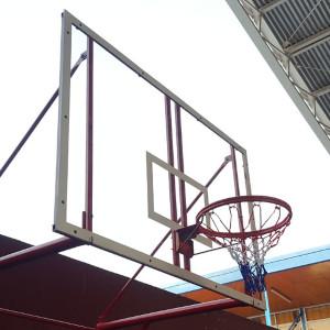 Tablero Basquetbol Oficial Acrilico