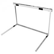 Valla de Salto Aluminio Ajustable 76x120 cm