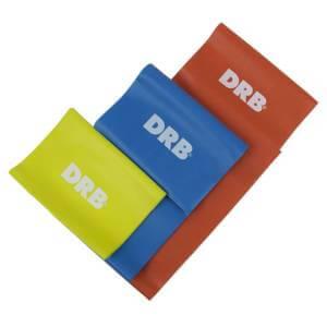 Set 3 Bandas Elasticas DRB